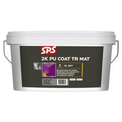 SPS 2K PU Coat TR Mat