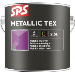 SPS Metallic Tex 2,5 liter