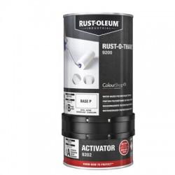 Rustoleum Rust-O-Thane 9211 zijdeglans 1 Liter Transparant