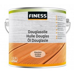 Finess Douglas Olie Transparant