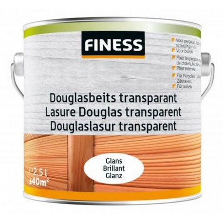 Finess Douglasbeits Transparant 2,5 Liter