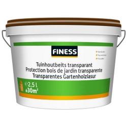 Finess Tuinhoutbeits Transparant 2,5 Liter (de laatste)
