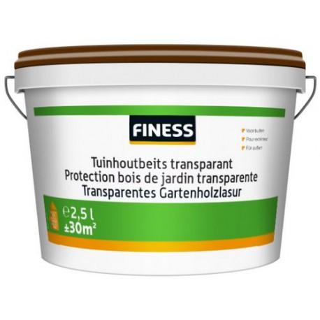 Finess Tuinhoutbeits Transparant 2,5 Liter