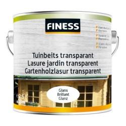 Finess Tuinbeits Transparant Glans 2,5 liter