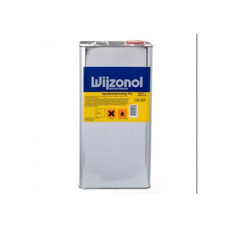 Wijzonol Spuitverdunning PU 5.0L
