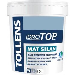 Tollens Idrotop Mat Silan 10 ltr.