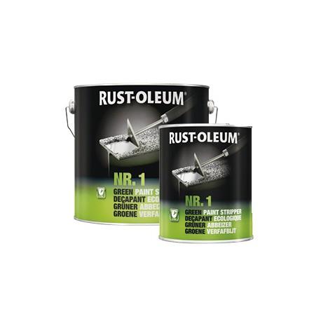 Rust Oleum Verfafbijt.Rustoleum Groene Verfafbijt Verfsuper Nl