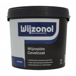 Wijzonol Wijzoplex Gevelcoat 5 Liter Donkere kleuren