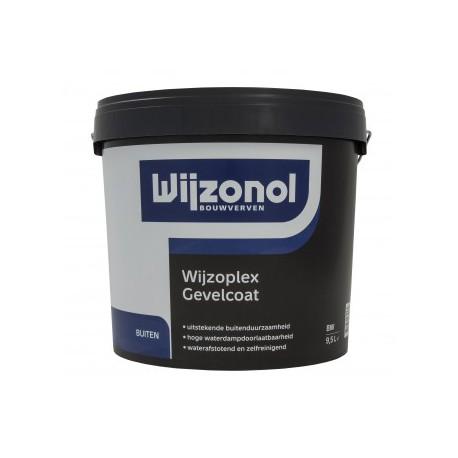Wijzoplex Gevelcoat 5 Liter Donkere kleuren