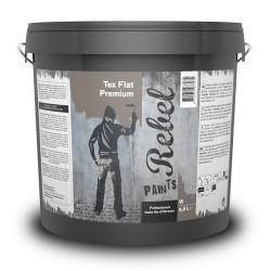 Rebel Paints Tex Flat Premium