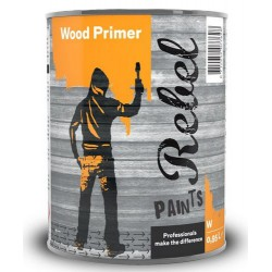 Rebel Paints Wood Primer