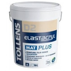 Tollens Elastacryl Mat Plus 16 Liter