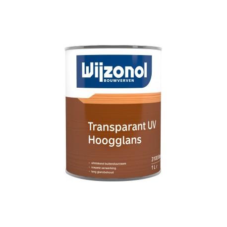 Wijzonol Transparant UV Hoogglans