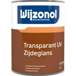 Wijzonol Transparant UV Zijdeglans