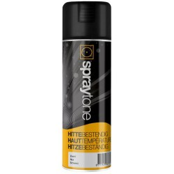 Spraytone Hittebestendig 400ml Zwart