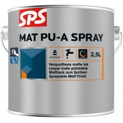 SPS Mat PU-A Spray 2,5 Liter